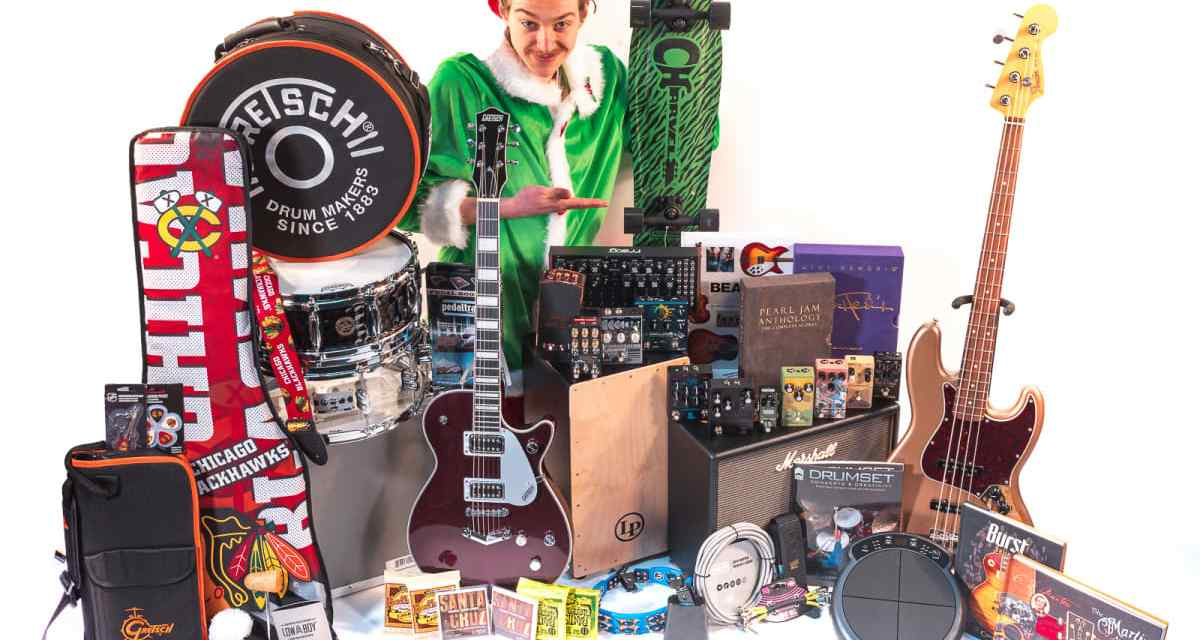 Chicago Music Exchange Greatest Gear Giveaway