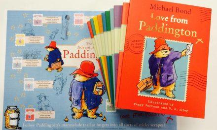 Free Paddington Bear Set
