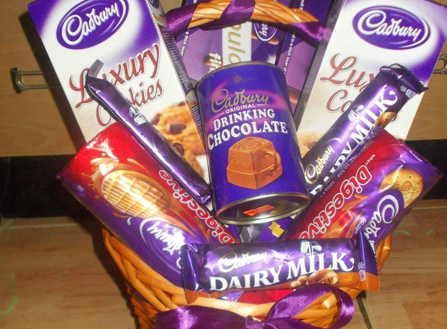 Free Cadbury Valentine Selection Box