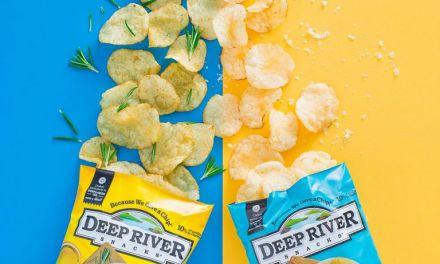Deep River Snacks Prize Pack Giveaway