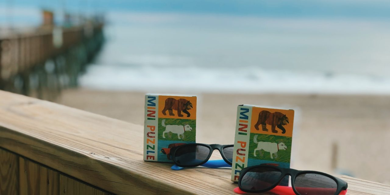 Sunglasses and Puzzles Giveaway