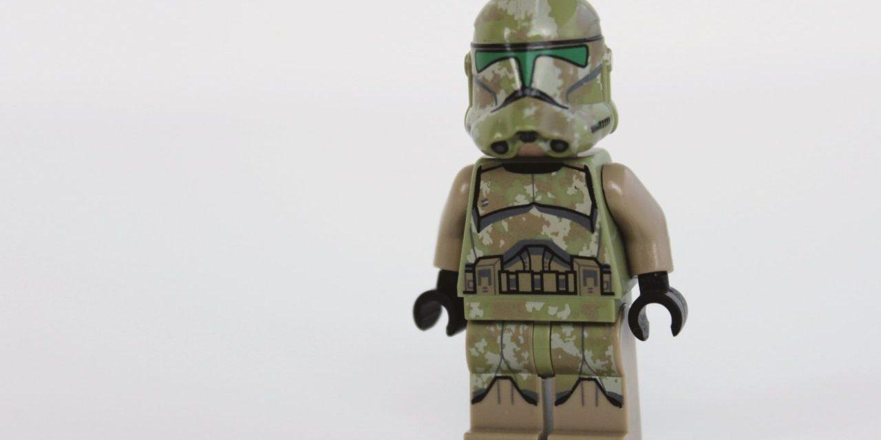 Kashyyyk Clone Trooper Giveaway