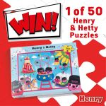 Free Henry and Hetty Jigsaw Puzzle