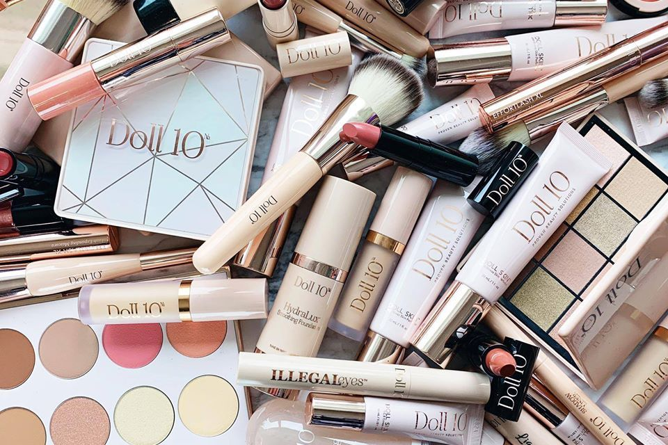 Doll 10 Beauty Gift Card Giveaway