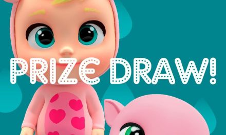 Cry Babies Pinkie Giveaway