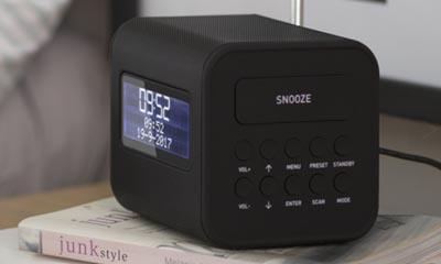 Free Cube DAB Radio
