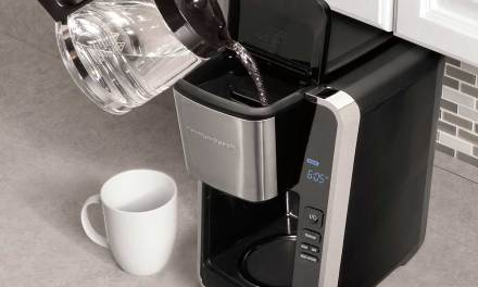The Hamilton Beach Coffee Maker Giveaway