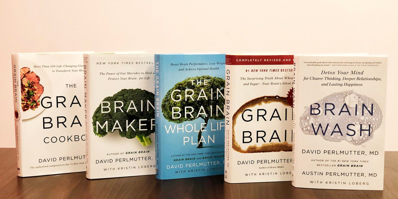 Dr. Perlmutter Library Sweepstakes