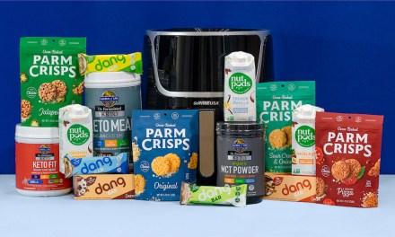 Dang Foods Kickstart Ketosis Sweepstakes