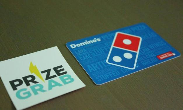 Free 35,000 Dominos Gift Card