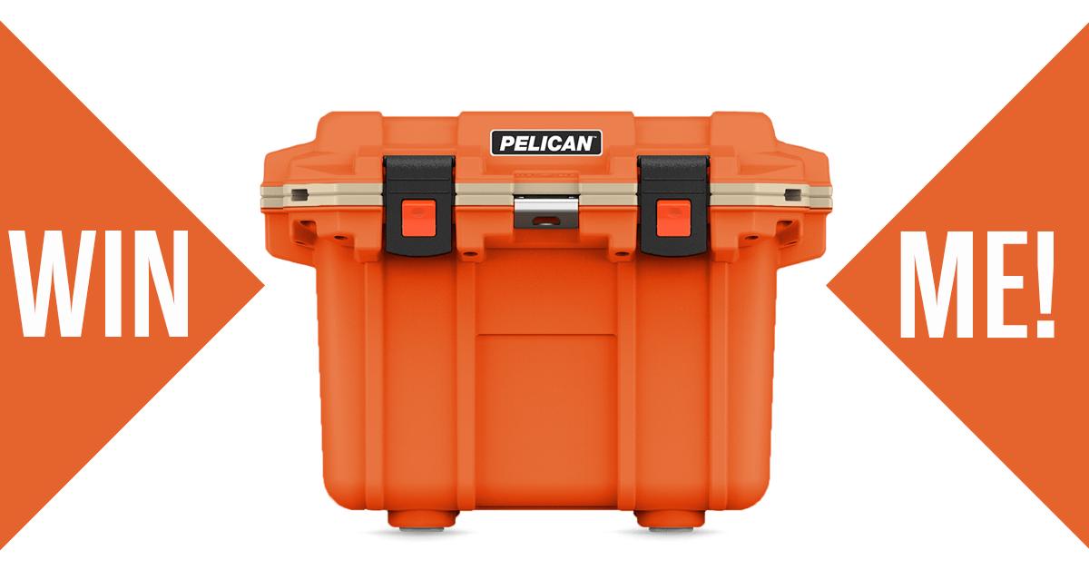 Pelican Cooler Giveaway