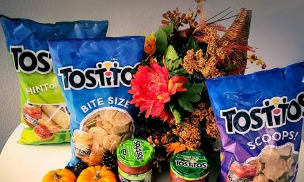 Tostitos Giveaway