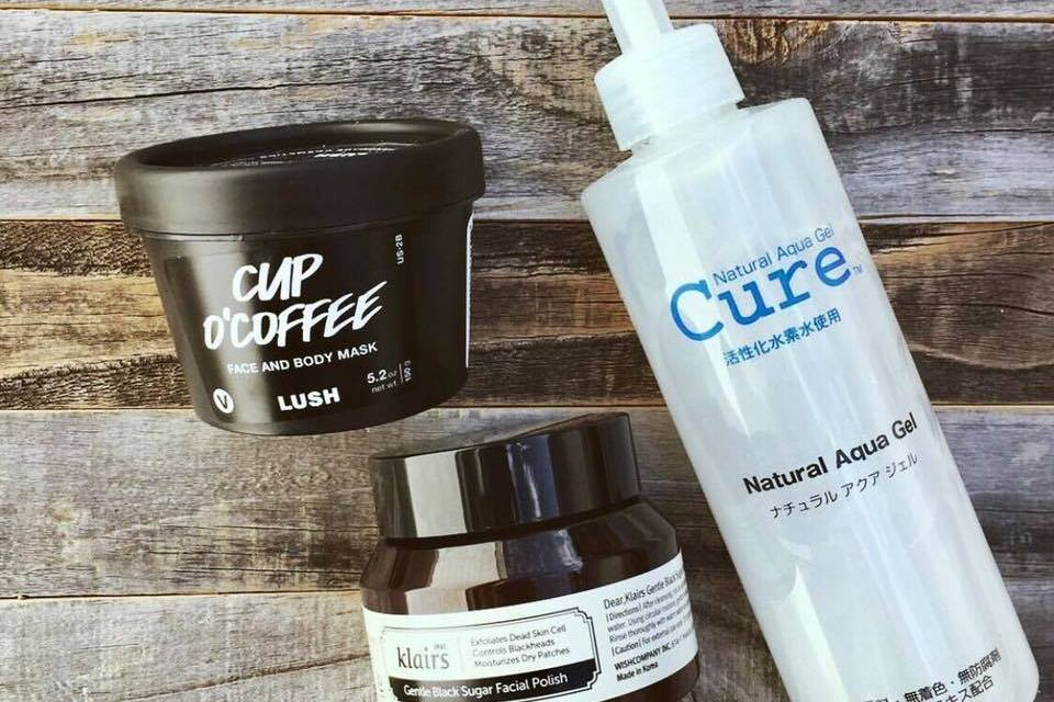 Free Cure Natural Aqua Gel Samples