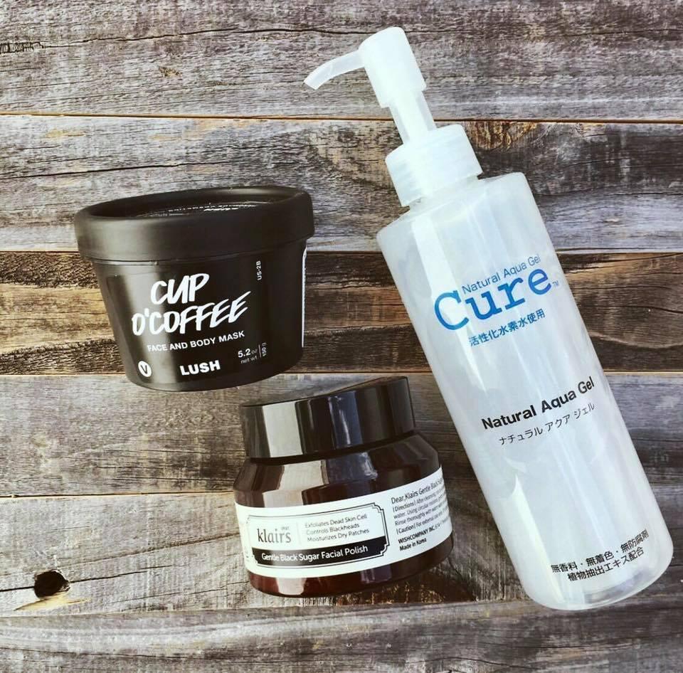 free-cure-natural-aqua-gel-samples