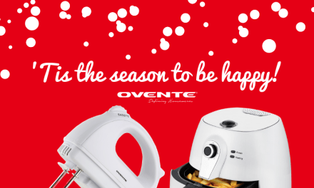Ovente Air Fryer Giveaway