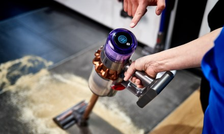 Frontier Dyson Hand Vacuum Giveaway