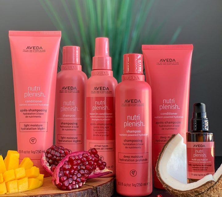 Free Aveda Nutriplenish Shampoo