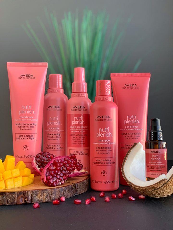 free-aveda-nutriplenish-shampoo