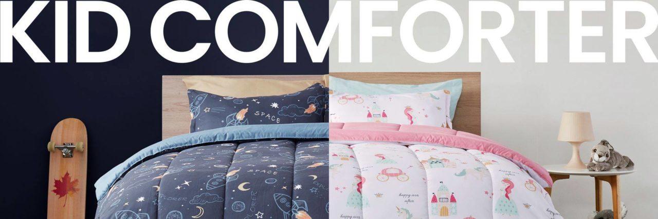 SleepZone Kids Comforter Set Giveaway