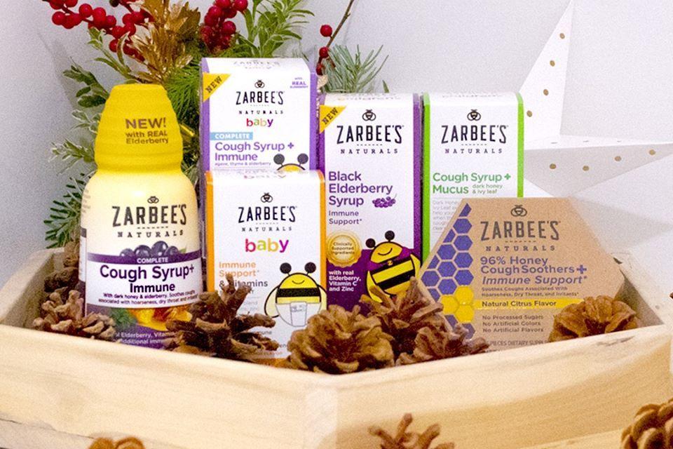 Zarbees Winter Wellness Bundle Giveaway
