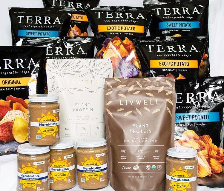 Terra Chips Vegan and Gluten Free Instagram Giveaway