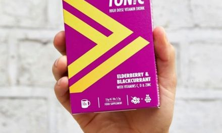 Free Blackcurrant Tonic Drink