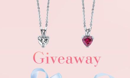 Berricle Heart Pendants Giveaway