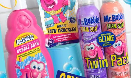 Mr Bubble Tub Time Giveaway