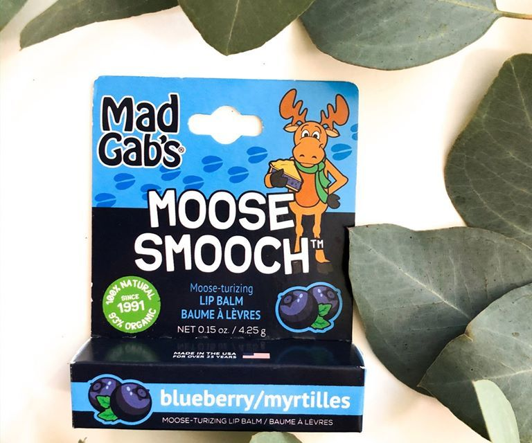 Mad Gabs Wildly Natural Giveaway