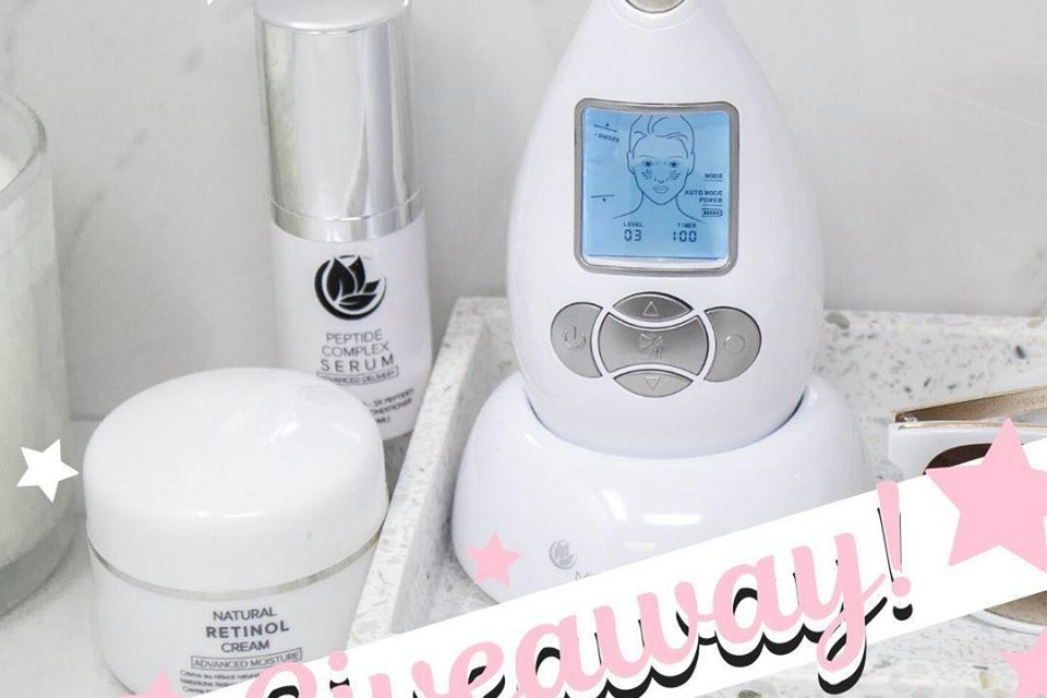 Microderm GLO System Giveaway