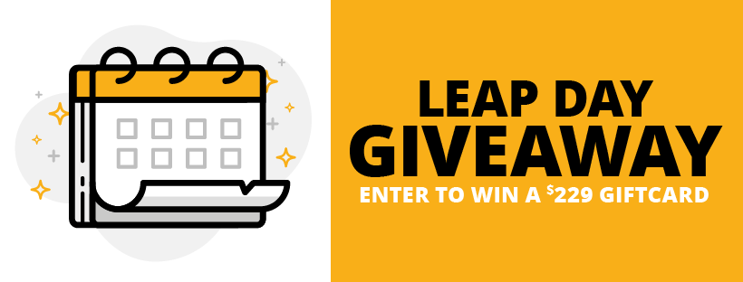 Stanley Steemer Leap Day Giveaway
