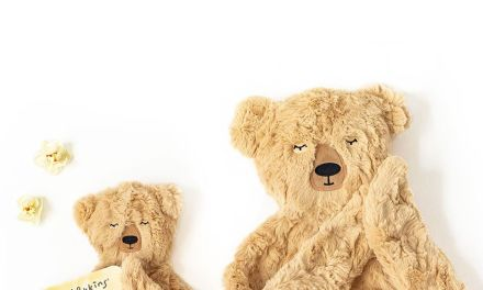Slumberkins Honey Bear Giveaway