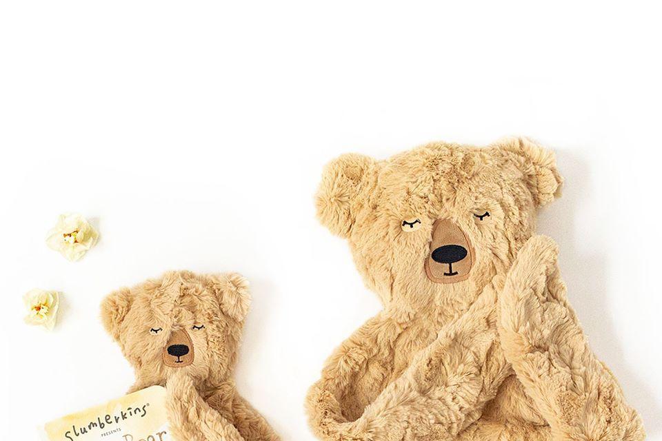 Slumberkins Honey Bear Giveaway