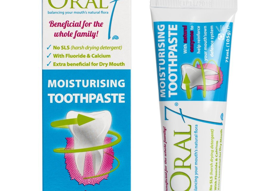 Free Moisturizing Mouth Gel