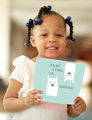 Send a FREE Valentine to Cincinnati Children's Hospital
