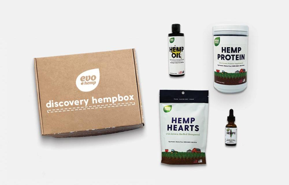 Free Discovery HempBox