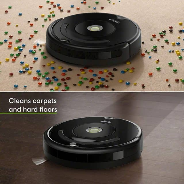 iRobot Roomba Vacuum Giveaway