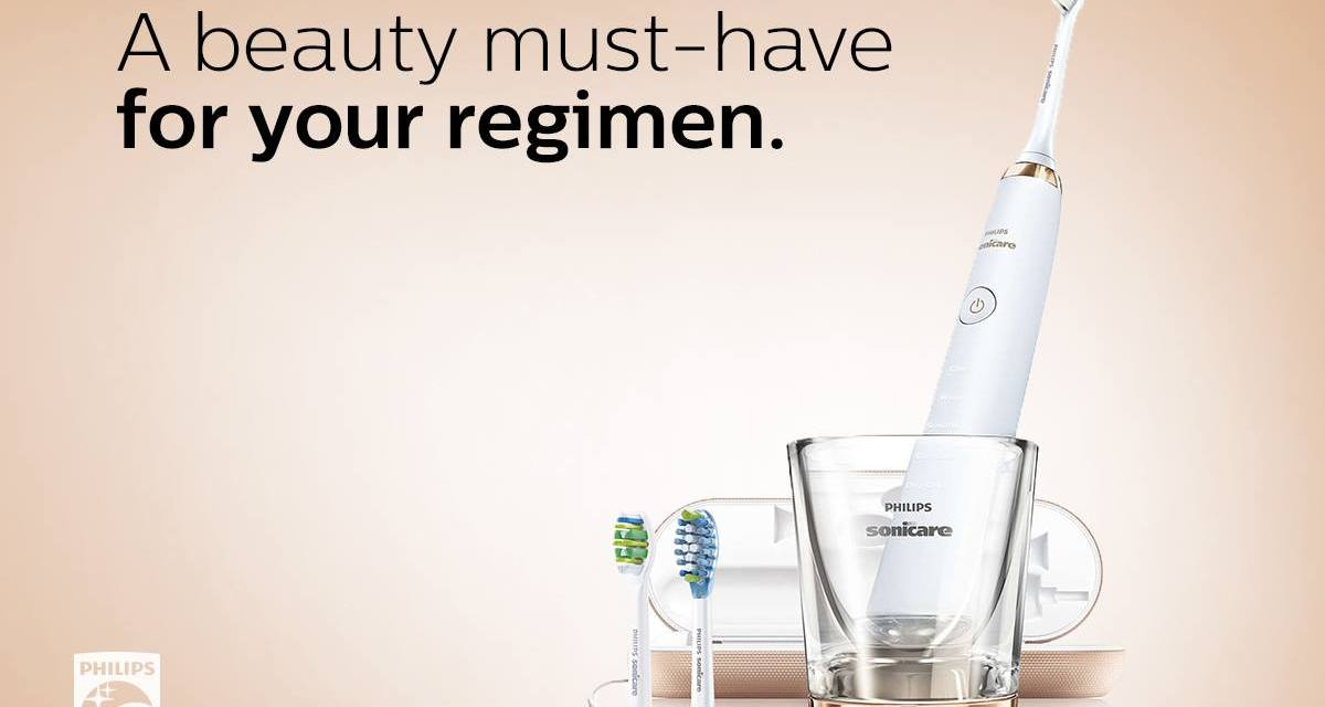 Free Philips Sonicare Toothbrush