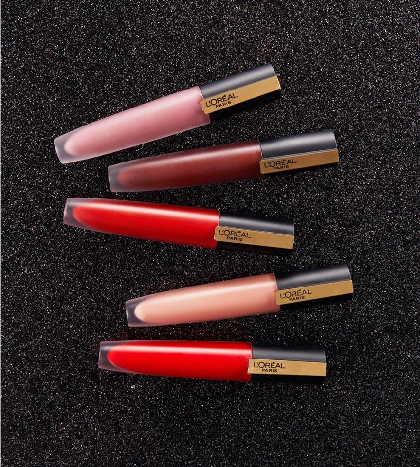 Free L'Oreal Matte Liquid Lipstick 1
