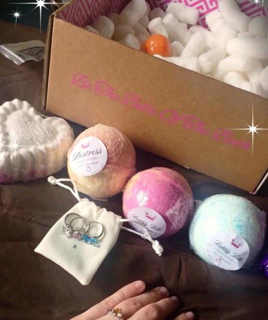 Bubbly Belle Bath Bomb Set Giveaway