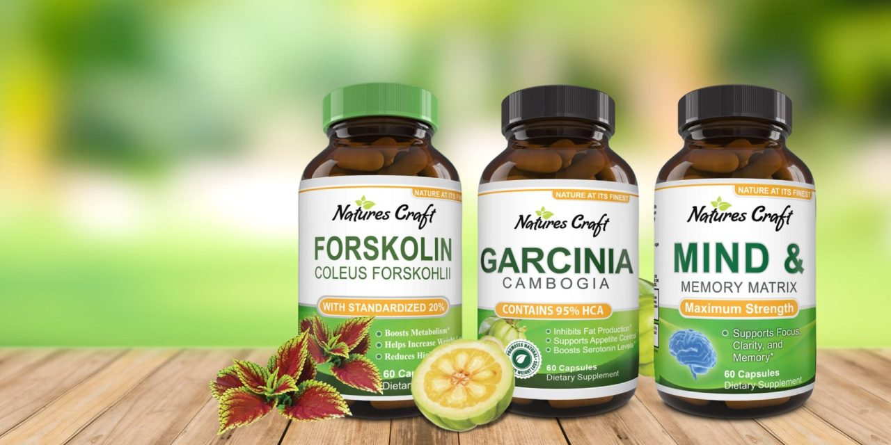 FREE Natures Craft Health Supplement
