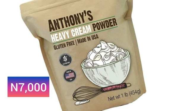 Free Anthony's Products