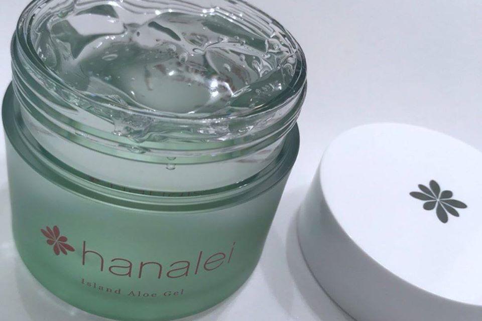 Free Hanalei Beauty Products