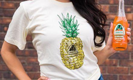 Free Jarritos Piña shirt