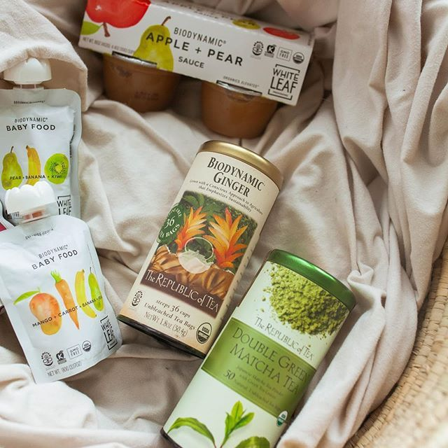 Republic of Tea & White Leaf Provisions Giveaway