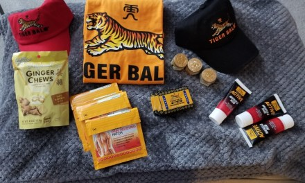 Tiger Balm Gift Pack Giveaway