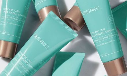Biossance Mineral Sunscreen Instagram Giveaway