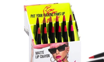 Haus Laboratories Lady Gaga LE Monster Crayon Box Giveaway
