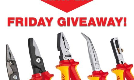 Knipex Friday Giveaway