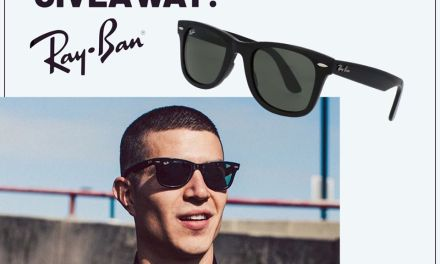 Beyond The Rack RayBans Giveaway